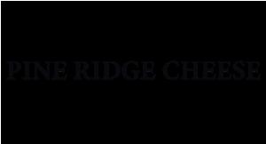 Pine Ridge Cheese logo
