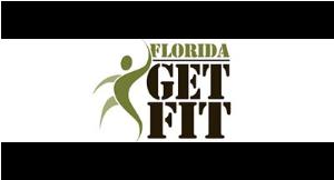 Florida Get Fit logo
