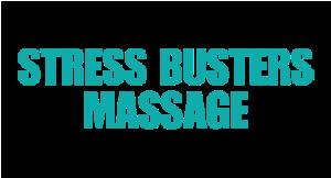 Stress Busters Massage logo