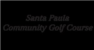 Santa Paula Community Golf Course logo
