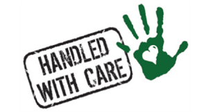 Handled With Care logo
