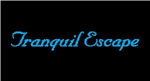 Tranquil Escape logo