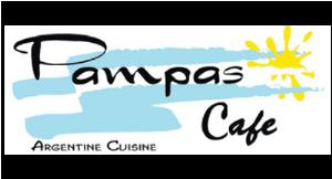Pampas Cafe logo