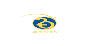 20 Minutes to Fitness logo