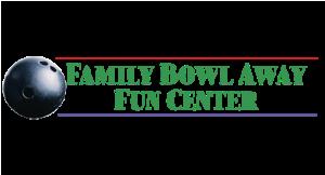 Family Bowl Away Fun Center logo