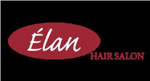 Elan Hair Salon logo
