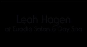Leah Hagen at Sweet Nine Salon logo