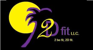 2D Fit logo