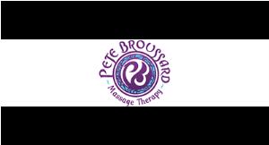 Pete Broussard Massage Therapy logo