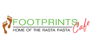 Footprints Cafe logo