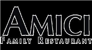 Amici Family Restaurant logo