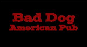 Bad Dog American Pub logo