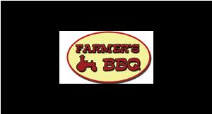 Farmer's BBQ logo