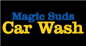 Magic Suds Car Wash logo