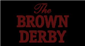The Brown Derby logo