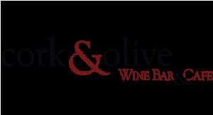 Cork & Olive Wine Bar & Cafe logo