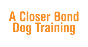 A Closer Bond Dog Training logo