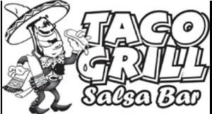 Taco Grill and Salsa Bar logo