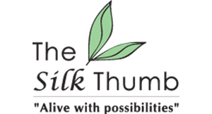 The Silk Thumb logo