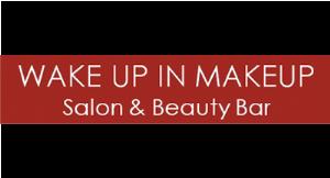 Wake Up in Makeup Salon & Beauty Bar logo
