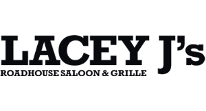 Lacey J's Roadhouse Saloon & Grille logo