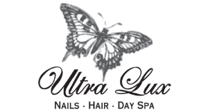 Ultra Lux Salon and Spa logo