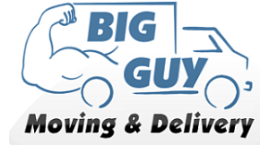 Big Guy Moving & Delivery logo