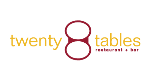 28 Tables Restaurant and Bar logo