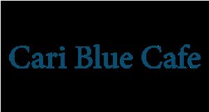 Cari Blue Cafe logo