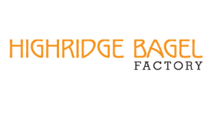 Highridge Bagel Factory logo