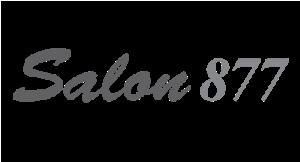 Salon 877 logo
