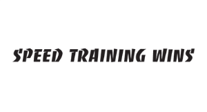 Speed Training Wins logo