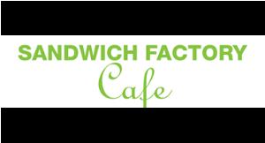 Sandwich Factory Cafe logo