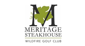 Meritage Steakhouse logo