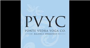 Ponte Vedra Yoga Co logo