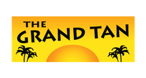 The Grand Tan logo