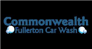Commonwealth Fullerton Car Wash logo