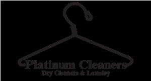 Platinum Cleaners logo
