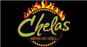 Chelas Mexican Grill logo