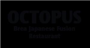 Octopus Brea Japanese Fusion Restaurant logo