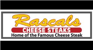 Rascals Cheese Steaks & Subs logo