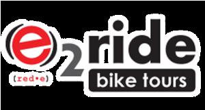 E2 Ride Bike Tours logo