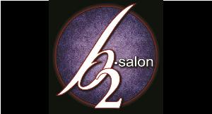 B2 Salon logo