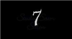 Studio Seven Salon logo