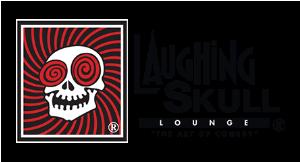 The Laughing Skull Lounge logo