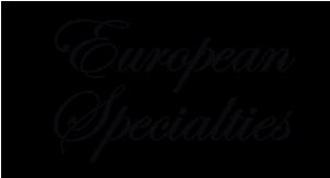 European Specialties logo