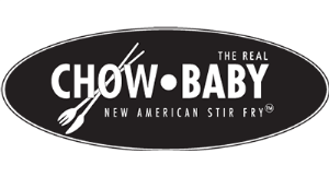 The Real Chow Baby logo