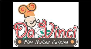 Da Vinci Fine Italian Cuisine logo