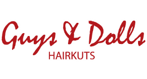 Guys & Dolls Hairkuts logo