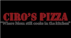 Ciro's Pizza logo